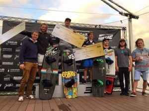 Neuchatel, Switzerland Wakeboard Pro Tour Stop