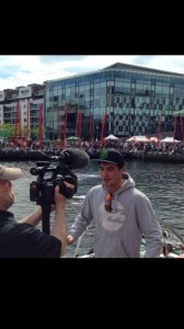 docklands demo interview